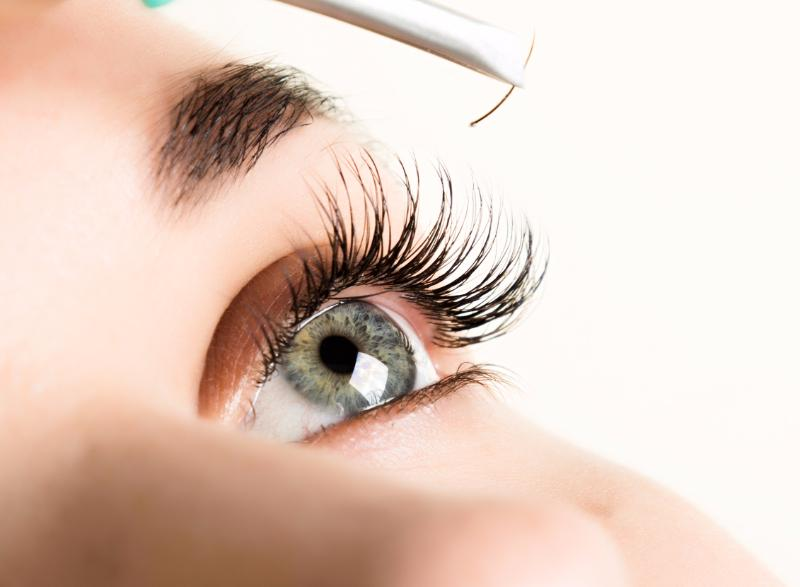 45ff67c2cde Learning to apply eyelash extensions is a useful skill for any  cosmetologist or beautician to have. This is because a lash extension is  among one of the ...