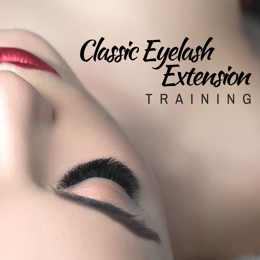 Classic Lash Extension Training 3d Beauty