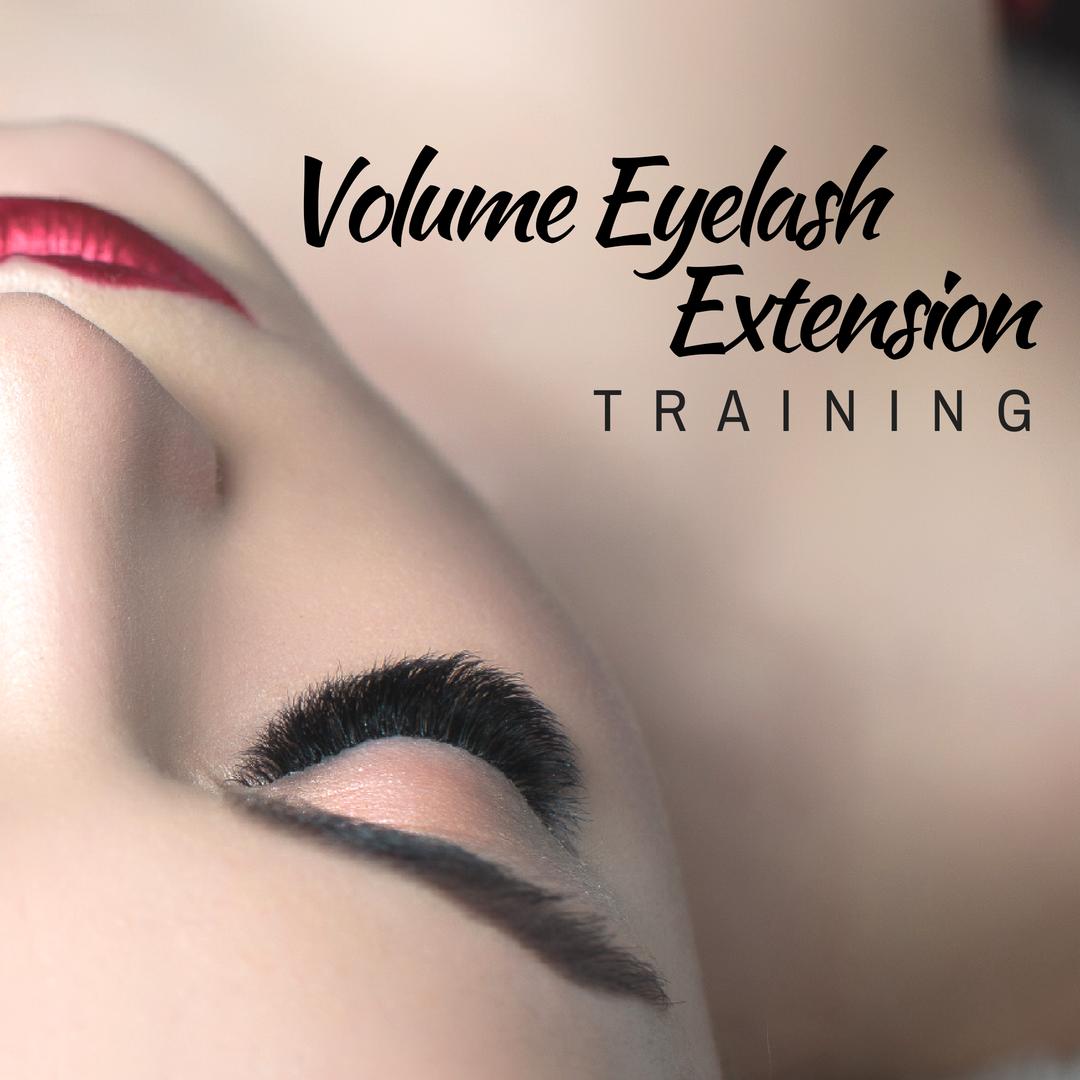 Volume Lash Extension Training 3d Beauty