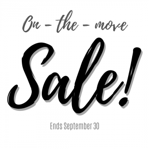 On-The-Move Sale